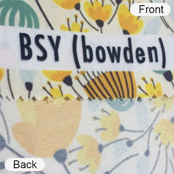bowden front and back