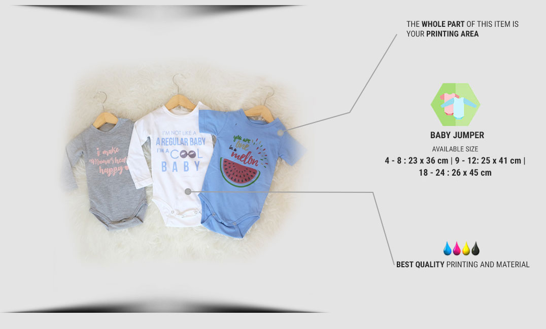 specification baby jumper