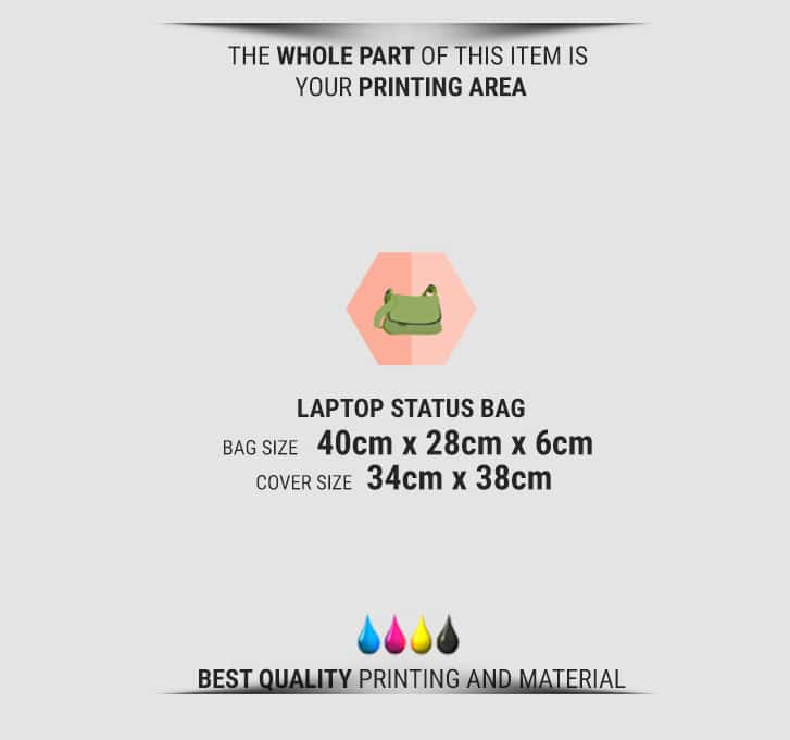 fullprint  laptop status bag 2