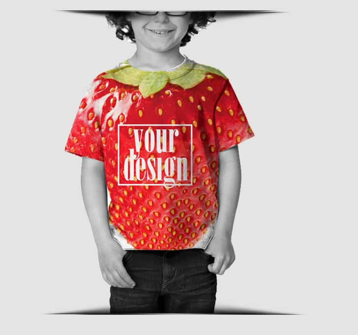 kids fullprint t-shirt 1
